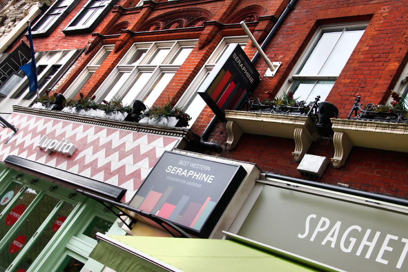 Seraphine - Kensington Gardens Hotel